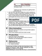 IRDPX explained