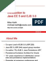 JEE+EJB3-jfokus2007