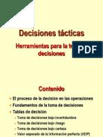 Herramientas Para La Toma de Decisiones