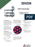 APV Paratube Smart Configurator
