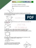 10th Circle Test Paper-1