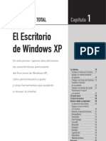 Manual Users - El Escritorio de Windows XP