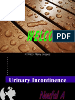 urinry incontinence