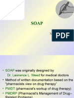 SOAP Note