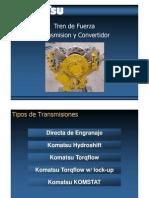 SISTEMA DE TRANSMISIÓN (KOMATSU)