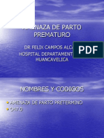 Amenaza de Parto Prematuro Dr Campos Agosto 2006 1221775967659411 9