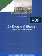 A. Montesanti, Le tonnare di Bivona