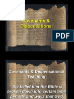 Covenants & Dispensations