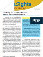 7_Flexibility and Security at Work - Seeking a Balance of Interests 2