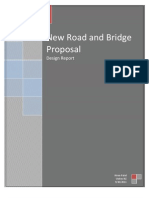 New Road and Bridge Proposal