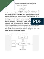 Micro Controller Abstract