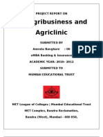 Agriculture AgribuisnessClinic Final