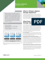 vSphere VSA Datasheet