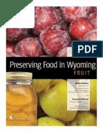 63765795 B 1210 2 Preserving Food in Wyoming Fruit