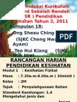 RPH Kumpulan 18 KSSR Pendidikan Kesihatan Tahun 2 (11!10!2011)