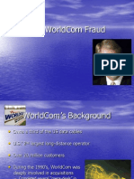 Worldcom Fraud
