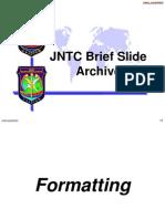 JNTC Slide Archive