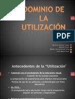 Dominio de La UtilizaciÓn