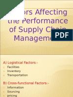 Factors perfo. SCM2003