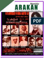 Arakan July 2011