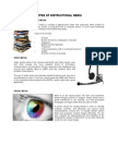 Types of Instructional Media