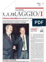 AA.VV., Dizionario della Mafia, l'Unità