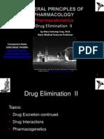 55933033 IVMS Pharmacokinetics Drug Elimination 2