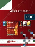 MÍIDIA KIT 2009