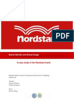 TESE - Brand Identity and Brand Image - Case Study of Nordstan Brand