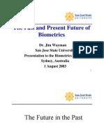 Future of Bio Metrics