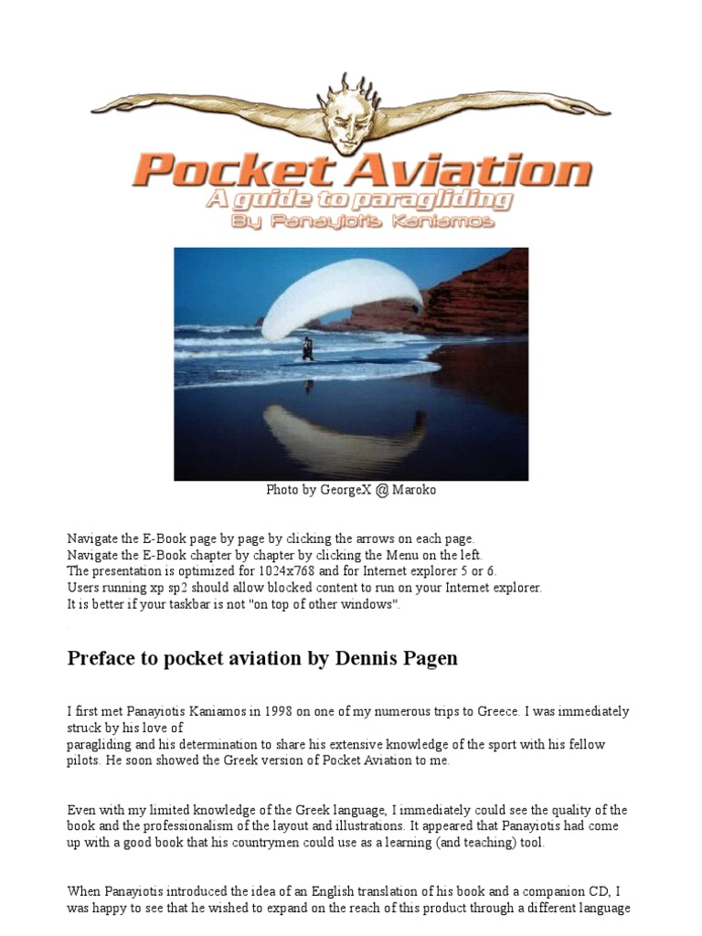 Pocket aviation gliding wing fandeluxe Images
