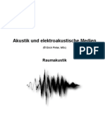 Akustik Skript, Raumakustik, 11.1.10