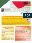 Weekly Pulse 13