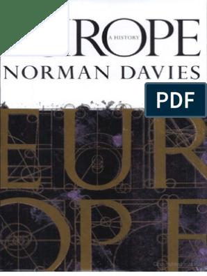 History Norman Davies Norman History EuropeA Davies Davies History EuropeA EuropeA Norman EuropeA OXwPuTklZi
