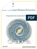 DPAC Proposal for the Gaia Data Processing