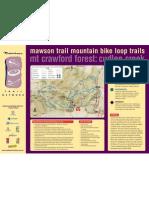 Mount Loft Bike Map