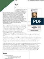 Escola de Frankfurt – Wikipédia, a enciclopédia livre
