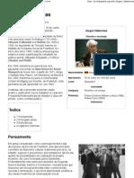 Jürgen Habermas – Wikipédia, a enciclopédia livre