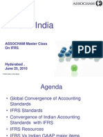 Mum Overview of IFRS NP Sarda
