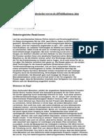 Strahlenfolter - Psychophysischer-terror - Publikationen