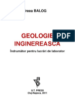 Geologie inginereasca