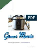 receptes GM