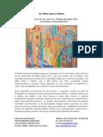 Jaime Silva no Palácio da Ajuda - press release
