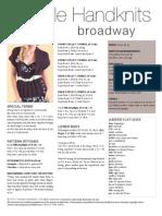 Broadway by Twinkle
