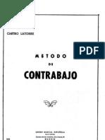 Latorre - Metodo Di Contrabbasso