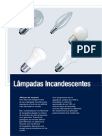 Catálogo Incandescentes