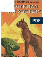 Rick Brant 16 Egyptian Cat Mystery