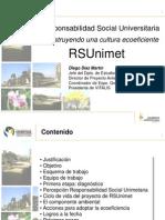 Aportes de la UNIMET en la formulación de una política ambiental universitaria