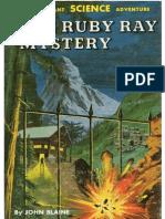 Rick Brant 19 Ruby Ray Mystery