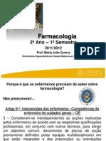 Farmacologia_1ªaula_2011_12